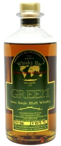 Single Malt Whisky Green